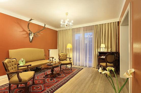 Vintage Suite, Hotel Schloss Weikersdorf, Baden